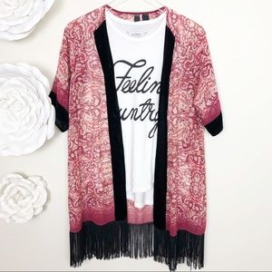 Other - Boho inspired kimono